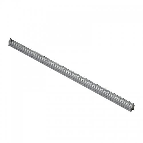 投光灯和led线条灯定制厂家的洗墙灯打造建筑结构的通透感