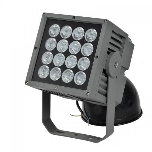 投光灯有较高的照明质量和视觉效果