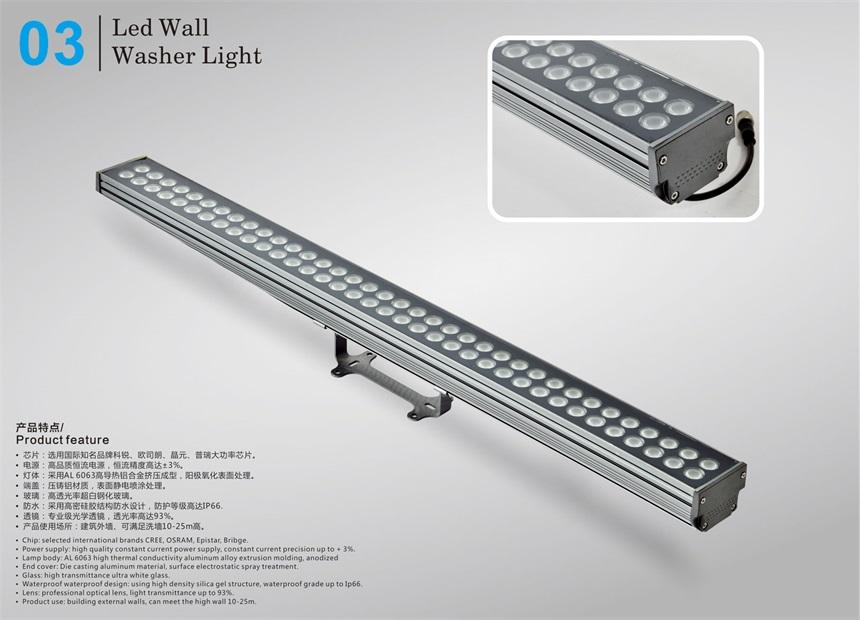 节能洗墙灯